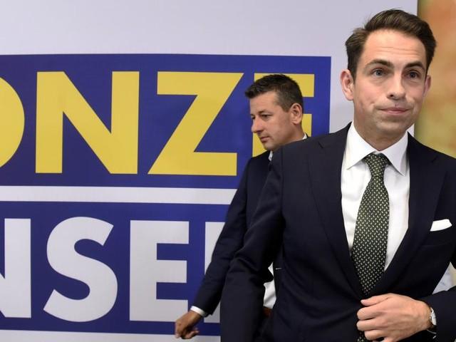 «Ce signal de l'électeur ne peut être ignoré», lance Tom Van Grieken: «Vous avez un nouveau Vlaams Belang devant vous»