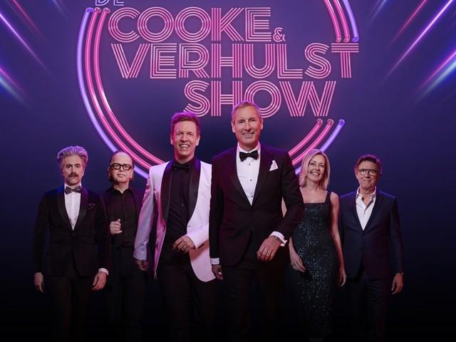 Gert Verhulst en James Cooke onthullen plannen van 'De Cooke & Verhulst-show'