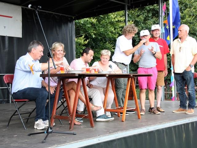 Jan & Alleman, feest van Brasschaats burgemeester Jan Jambon, slaat jaartje over