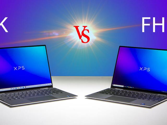 Full HD ou 4K : quelle version du Dell XPS 13 2-en-1 est la meilleure ?