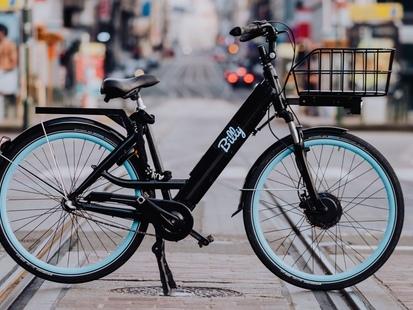 """Les vélos électriques partagés """"Billy"""" seront gratuits tous les dimanches de l'été"""