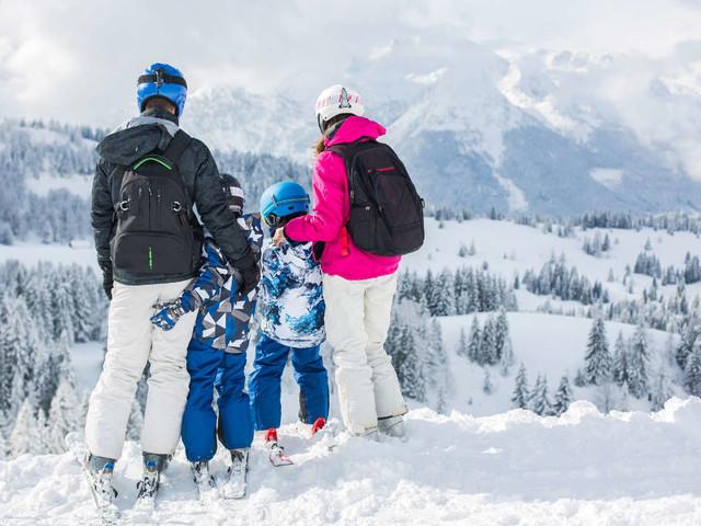Top 10 des stations de ski dans les Alpes