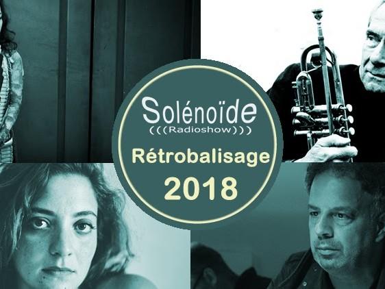 Solénoïde - Rétrobalisage 2018 - 28.01.2019