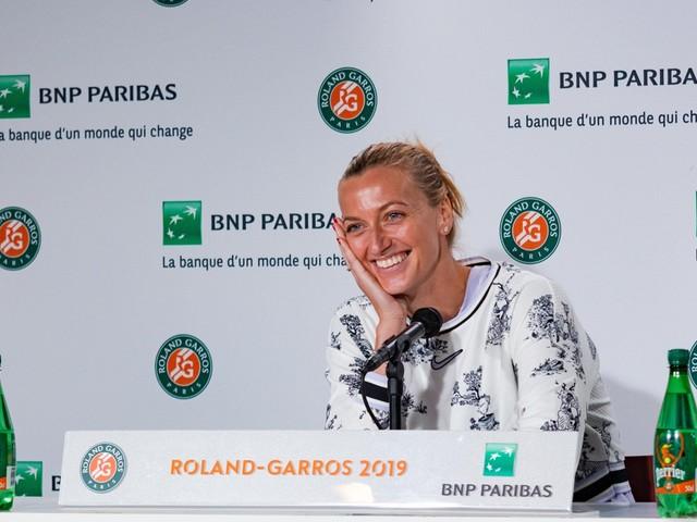Petra Kvitova geeft op de valreep forfait voor Roland Garros