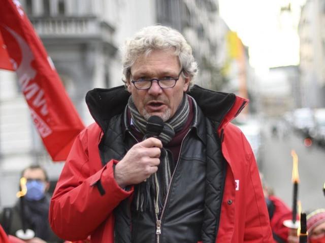 Accord interprofessionnel – Thierry Bodson, le président de la FGTB, réagit à la proposition du gouvernement: «C'est la douche froide!»