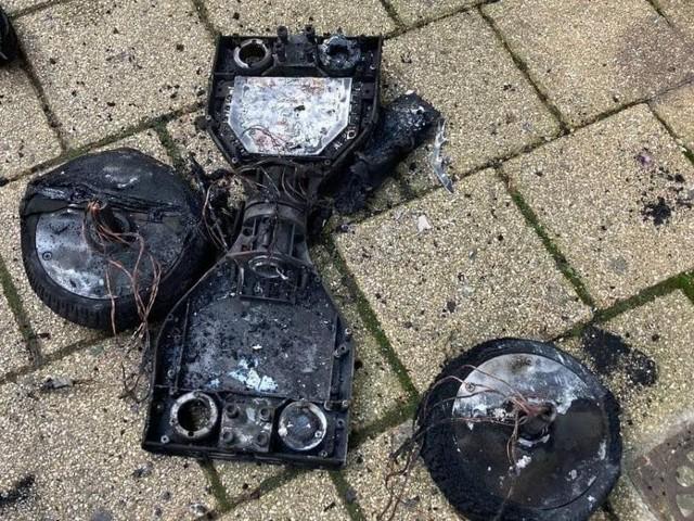 Un hoverboard en charge à l'origine d'un incendie dans une maison à Schaerbeek: les pompiers sont intervenus