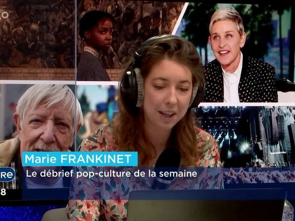 Popnews - Le débrief pop-culture de la semaine - 14/05/2021