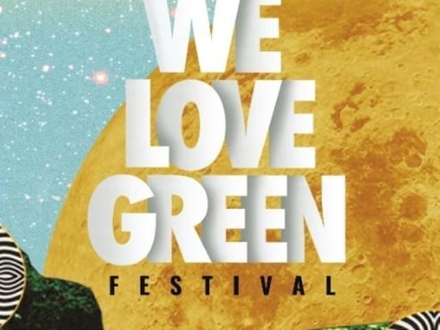 We Love Green 2019, LE festival