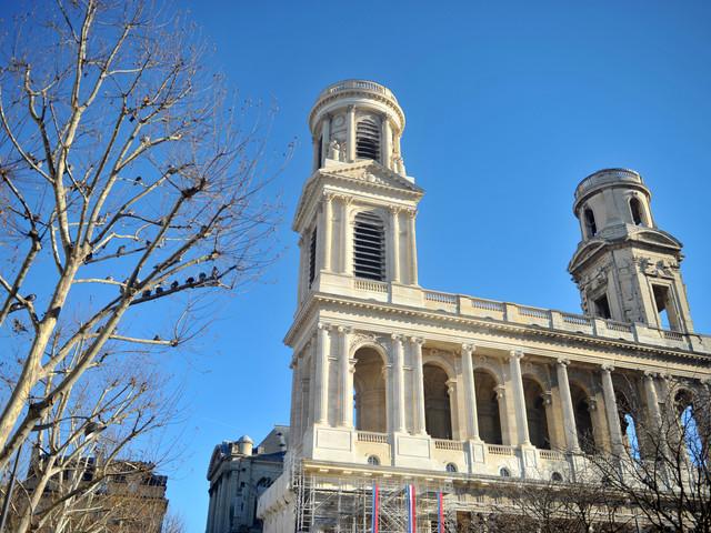 Paris : l'incendie de l'église Saint-Sulpice serait d'origine criminelle