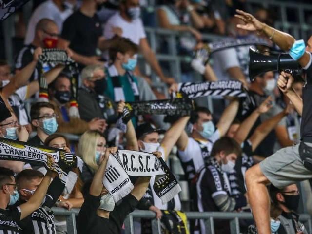 """Le Sporting de Charleroi rencontrera à nouveau ses supporters ce week-end: """"Ensemble, nous passerons au-delà de cette saison difficile"""""""