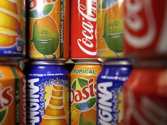 Boire sucré, pire encore que manger du sucre