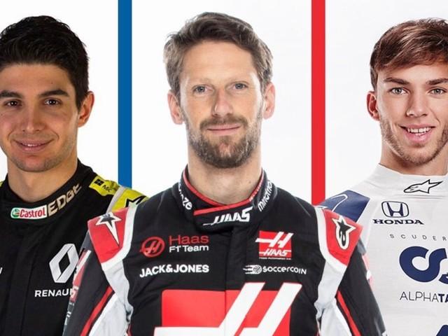 Formule 1 : les Français dans le rythme à Barcelone