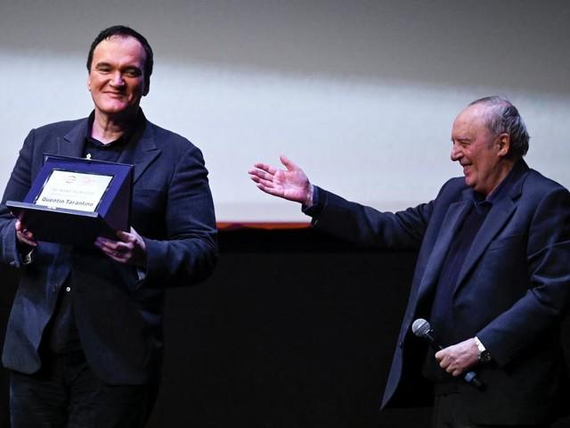 """Tarantino hésite entre """"Kill Bill 3"""" et un western spaghetti pour son prochain film"""