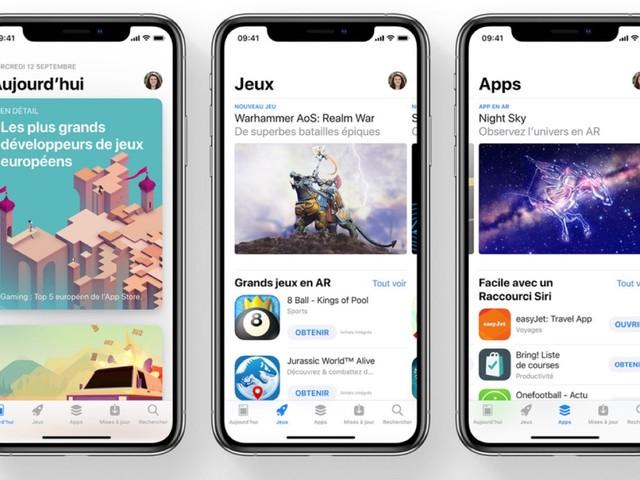 L'App Store sort grand gagnant du confinement