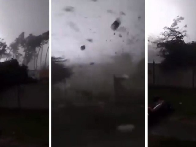 Une tornade fait une centaine de blessés en République tchèque (vidéo)