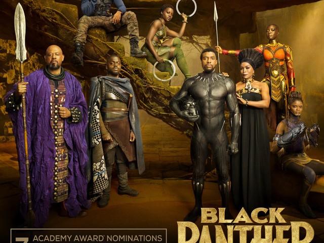 Black Panther : Sept nominations aux Oscars, dont une dans la catégorie Meilleur film !