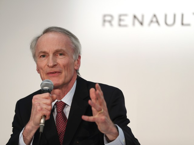 """Coronavirus : """"Il n'y aura pas de souffrance sociale"""", promet le président de Renault sur RTL"""