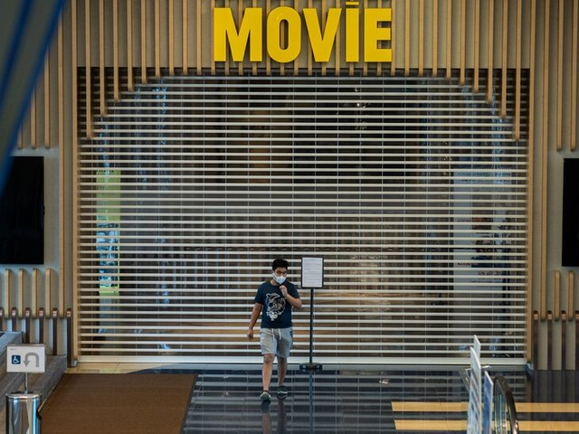 Hong Kong to Censor Films Under China's Security Law
