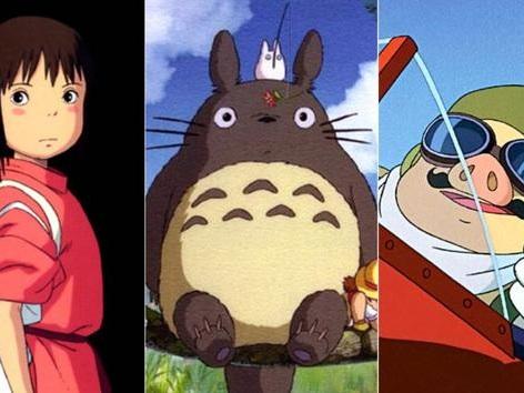 Totoro, Chihiro, Porco Rosso... Les classiques des studios Ghibli en route pour Netflix