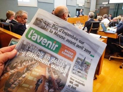 Restructuration aux Editions de l'Avenir : le quotidien paraîtra samedi malgré une situation toujours tendue