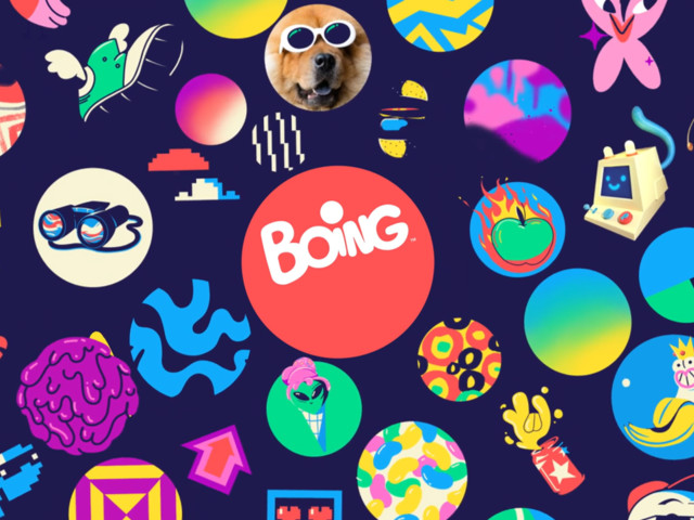 Boing, marque jeunesse de WarnerMedia, change de codes visuels et sonores.