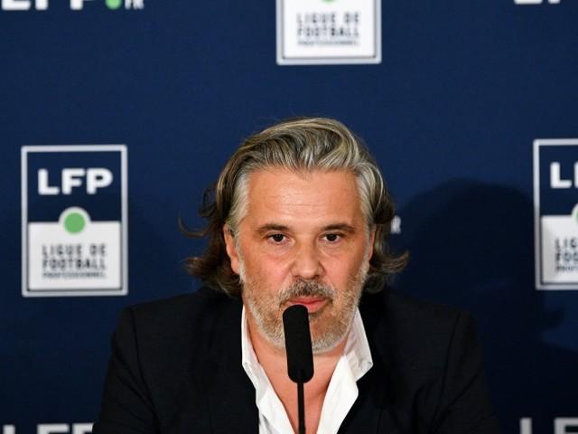 Vincent Labrune, infatigable négociateur rompu aux crises