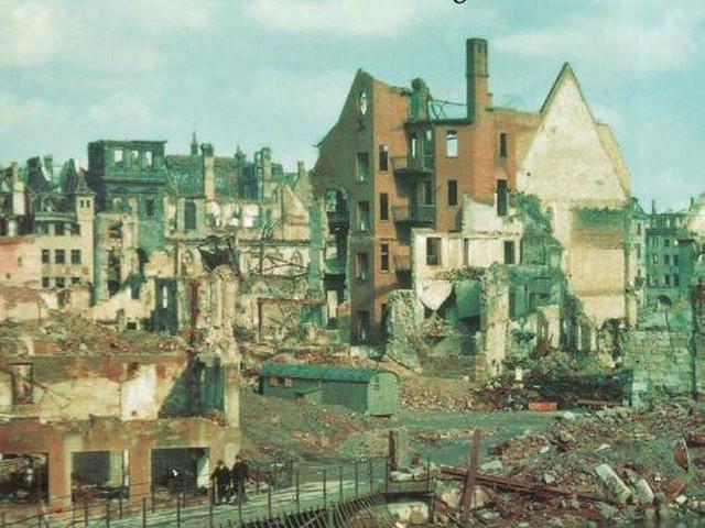 Waarom in Nürnberg nazi's de topnazi's mochten verdedigen