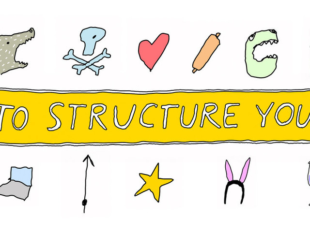 Sixteen Ways to Structure Your Novel