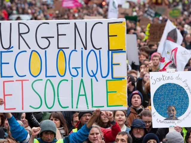La STIB et la SNCB renforcent leur offre pour dimanche 27, à l'occasion de la nouvelle marche pour le climat