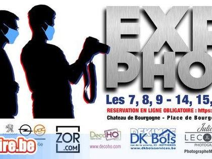 Exposition photos du Club Photo Estaimpuis