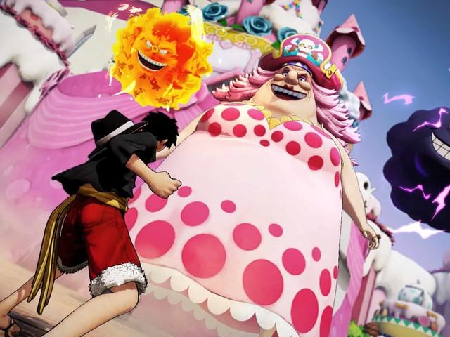 Gamescom 2019 : One Piece Pirate Warriors 4 met en scène l'arc Whole Cake Island