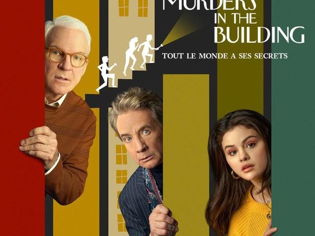 Bande-annonce de la série Only murders in the building, avec Martin Short, Steve Martin, Selena Gomez.