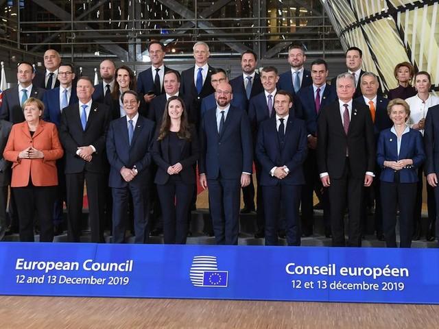 Europese top: Akkoord over klimaatneutrale EU tegen 2050 (zonder Polen)