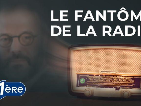 le Fantôme de la Radio - Radio Bruxelles Capitale - partie 2 - 23/10/2021