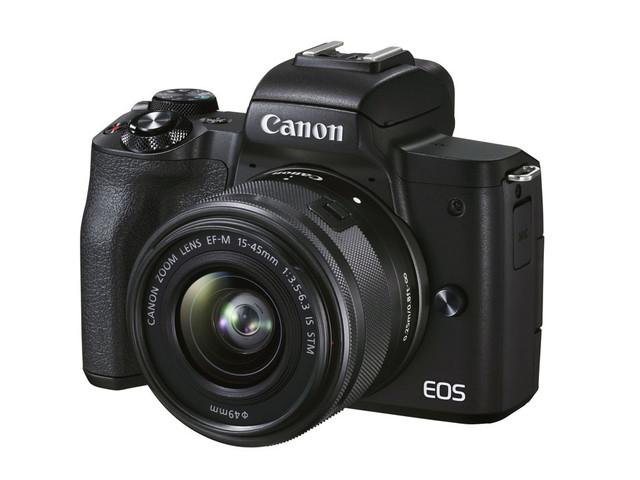 Canon EOS M50 Mark II, un hybride pour vloggeurs, streamers... et autres télétravailleurs