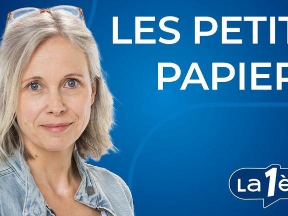 Les petits Papiers - 24/10/2021