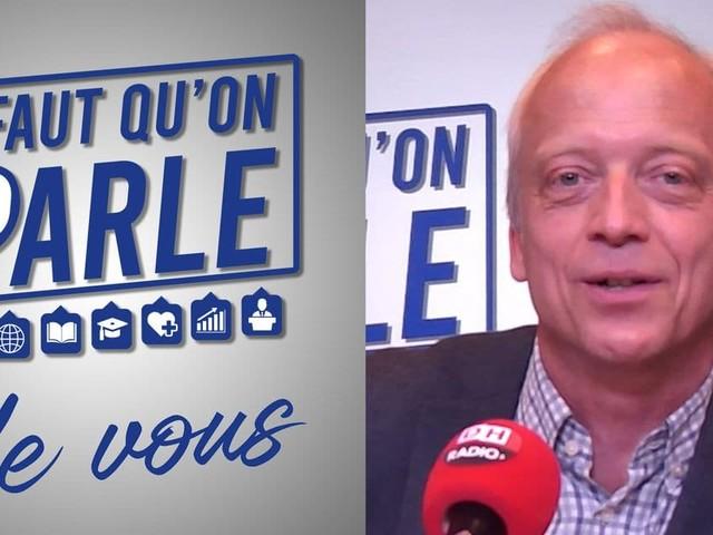 """Yves Coppieters: """"Les critiques qui font le plus mal, ce sont celles sur les réseaux sociaux"""""""