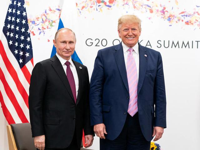 Trump et Poutine, des amis jurés : document inédit le 17 mars sur ARTE.