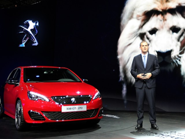 Maxime Picat élu l'Homme de l'année automobile 2020