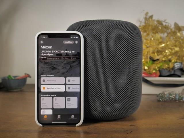 HomePod : l'enceinte connectée, d'Apple, vient d'être jailbreakée