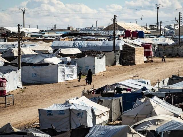 """Les femmes belges dans le camp de réfugiés d'Al-Hol introuvables: """"L'EI a pris le contrôle, c'est le chaos"""""""