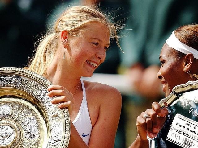 Petites et grandes histoires de Wimbledon (9/10) : Le jour où Sharapova n'a plus été comparée à Kournikova