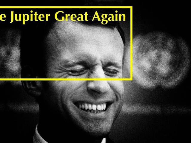 595ème semaine politique: Make Jupiter great again