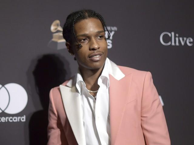 Amerikaanse rapper A$AP Rocky in december terug naar Zweden voor concert