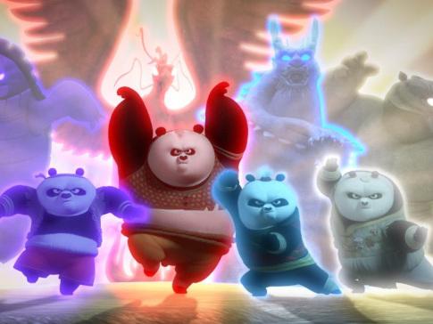 """Inédit: """"Kung Fu Panda Les Pattes du destin"""" dès le 14 mars sur Canal J"""