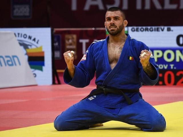 Toma Nikiforov verslaat nummer één van de wereld met ippon en is Europees kampioen judo