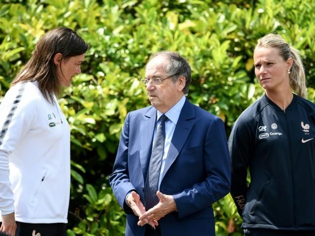 """Foot féminin: Le Graët """"envisage un match France-Angleterre des clubs"""" (à l'AFP)"""