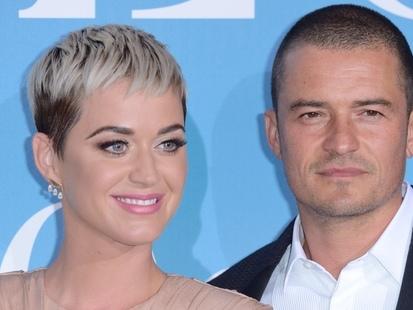 Katy Perry et Orlando Bloom se sont fiancés le jour de la Saint-Valentin, la bague dévoilée
