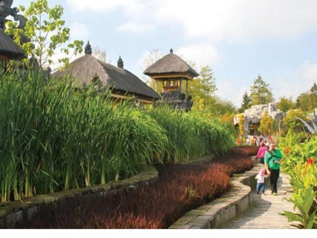 Le parc Pairi Daiza ne cesse de s'agrandir: un nouveau monde «sous serre» va voir le jour