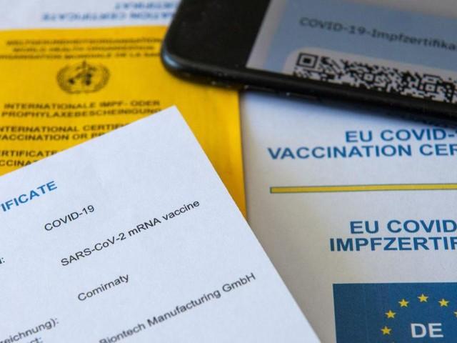 La vente de faux certificats de vaccination explose sur Internet